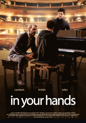 In Your Hands [M] Poster for Kookaburra Cinema