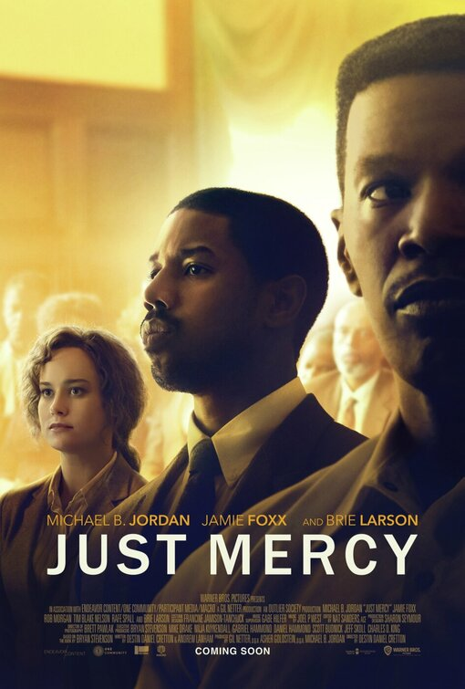 Just Mercy [M] Poster for Kookaburra Cinema