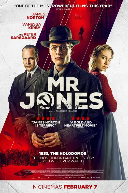 Mr Jones [MA15+] Poster for Kookaburra Cinema