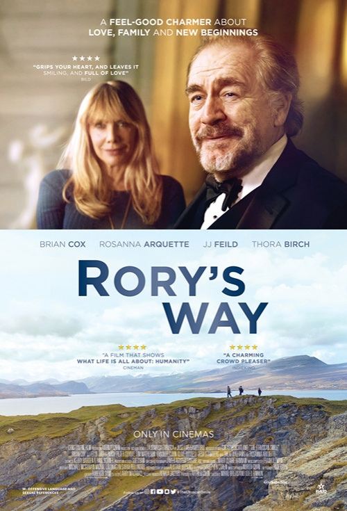 Rory's Way [M] Poster for Kookaburra Cinema